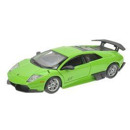 BBurago PLUS Lamborghini Murciélago LP 670-4 SV (1:24) - zelené