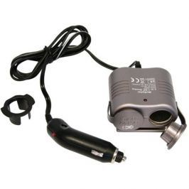 CarPoint Rozdvojka 12V - s kabelem Lux 10A