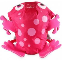 LittleLife Animal Kids SwimPak - Pink Frog