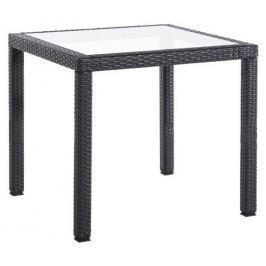 Rojaplast RATAN stůl 80x80 cm