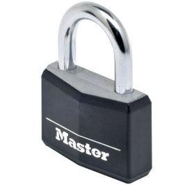 Master Lock Visací zámek hliníkový 50mm černý