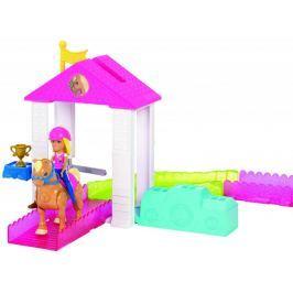 Mattel Barbie mini Závodiště herní set