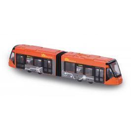 Majorette Tramvaj Siemens Avenio kovová, červená