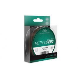 FIN Vlasec Method Feed Hnědá 300 m 0,14 mm, 4 lb