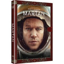 Marťan (knižní edice)   - DVD