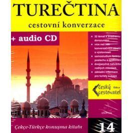 kolektiv autorů: Turečtina - cestovní konverzace + CD