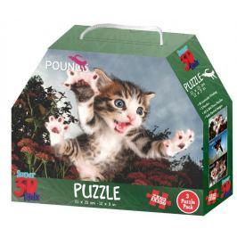 Lamps 3D Puzzle Koťata 3v1