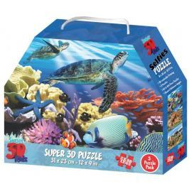 Lamps 3D Puzzle Zvířecí království 3v1