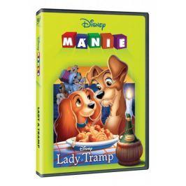 Lady a Tramp DE (Edice Disney mánie)   - DVD