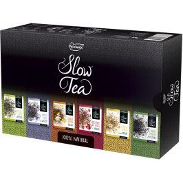 Pickwick Slow Tea variační box, 24 ks