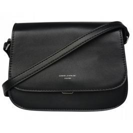 David Jones Dámská crossbody kabelka Black CM3544A