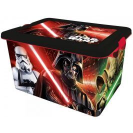Kis Plastový box Star Wars, 23 l