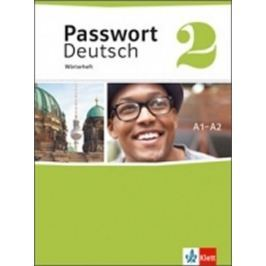 Passwort Deutsch neu  2 (A1-A2) – Wörterheft