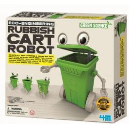 4M Odpadkový robot