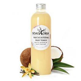 Soaphoria Organický sprchový gel Mléčné potěšení (Organic Body Wash Milky Touch) 250 ml