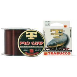 Trabucco Vlasec  T-Force Pro Carp 1000 m Brown 0,25 mm, 8,36 kg
