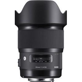 Sigma 20/1.4 DG HSM ART pro Nikon (4 roky záruka)