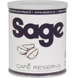 SAGE Café Reserva, zrnková káva 250 g