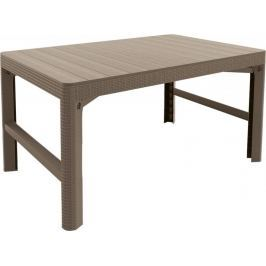 Allibert LYON RATTAN stůl