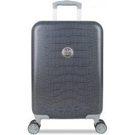 SuitSuit Cestovní kufr Grey Diamond Crocodile S