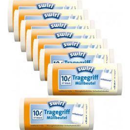 Swirl Pack 8x Sáčky na odpad antibakteriální 10l/37ks