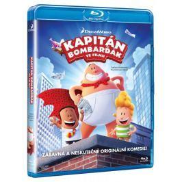 Kapitán Bombarďák ve filmu   - Blu-ray