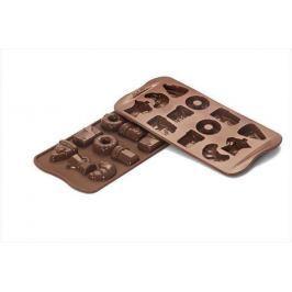 Silikomart Silikonová forma na čokoládu – snídaně