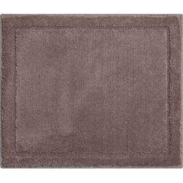 GRUND Česká koupelnová předložka, TARANTO 50x60 cm, hnědá