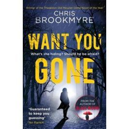 Brookmyre Chris: Want You Gone