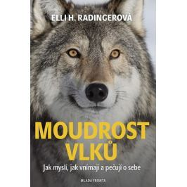 Radingerová Elli H.: Moudrost vlků - Jak myslí, jak vnímají a pečují o sebe