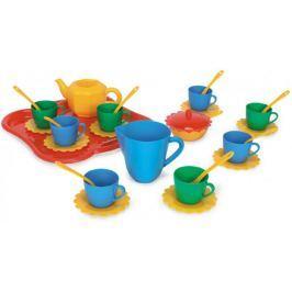 Wader Nádobí Tác s nádobím 30 dílů barevný