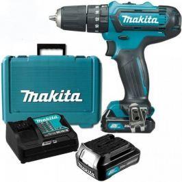 Makita HP331DSAE 10,8V/2Ah s příklepem