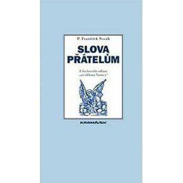 Novák František: Slova přátelům - 2. vydání