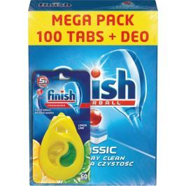 Finish Classic 100 ks + DEO Lemon