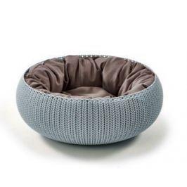Curver Knit pelíšek modrý