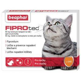 Beaphar Spot on Fiprotec pro kočky od 2kg