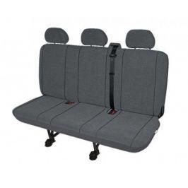 KEGEL Potahy na sedadla pro dodávkové vozy VAN DELIVERY Elegance DV 3 (trojsedačka), barva šedá