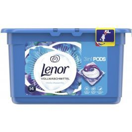 Lenor gelové kapsle Waterlily 14 ks