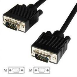 Vigan VGA (D-SUB) kabel, M/M, 1 m