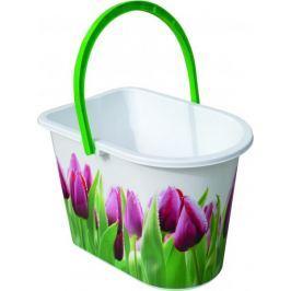 York Vědro Tulip 14 l zelené
