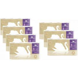 Harmony Toaletní papír Soft Cream 3-vrstvý 7 x 8 rolí