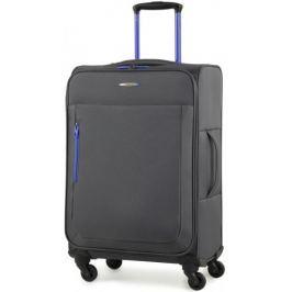 Member's Cestovní kufr Hi-Lite TR-0137/3 M šedá