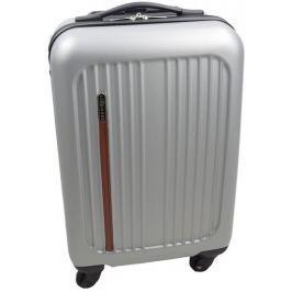 Leonardo Palubní kufr Trolley Premium, bílý - II. jakost