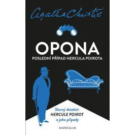 Christie Agatha: Poirot: Opona: Poslední případ H. P.-2.v.
