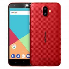 Ulefone S7, 1GB/8GB, DualSIM, červený