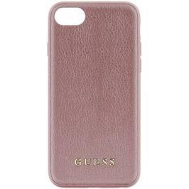 Guess Kryt IriDescent (Apple iPhone 6/6S/7), růžová