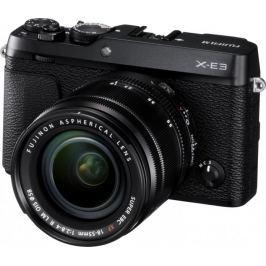 FujiFilm X-E3 + XF 18-55 Black