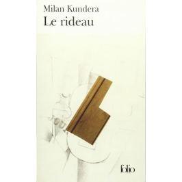 Kundera Milan: Le rideau