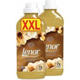 Lenor Gold Orchid aviváž 2x 1,14 l (76 praní)