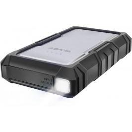 Adata D16750 16750mAh, LED svítilna, stříbrná AD16750-5V-CSV